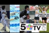 Embedded thumbnail for 2012 Modern Pentathlon Women's World Cup Final TV Magazine Show